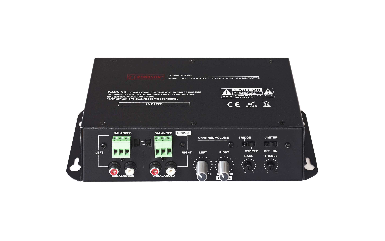 ampli sono 12 volts