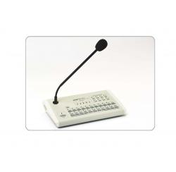 Pupitre micro à télécommande 20 zones pour S-2520D