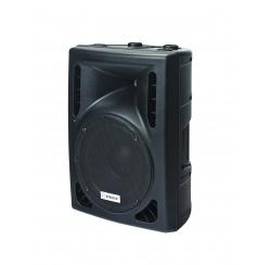 2-way bass-reflex power loudspeakers