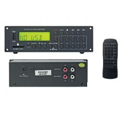 Lecteur/Enregistreur MP3 compact avec interface USB/SD/MMC