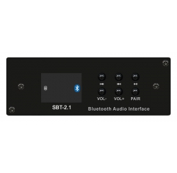 Bluetooth 2.1 module (XMG mixer series)