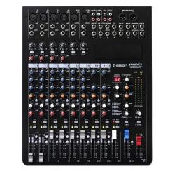 Table de mixage 8 canaux