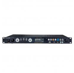 Lecteur CD et MP3 avec interface USB/SD/MMC