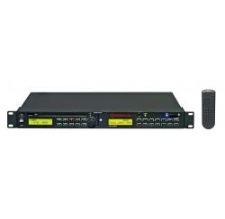 Coffret Tuner FM RDS / Bluetooth / CD MP3 avec port USB / SD CARD