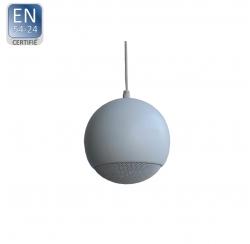 KM-180T / EN5424 - Enceinte sphérique certifié EN 54-24