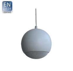 KM-220-II-30W / EN5424 - Enceinte sphérique certifié EN 54-24