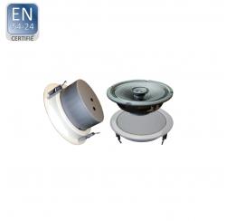 DLS-265FT/30W-ESONIC-808/EN5424 Haut-parleur plafond certifié EN 5424