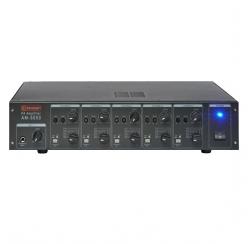 Amplificateur matriciel 5 x 50W en 100V