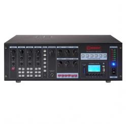 Amplificateur matriciel 6 x 100W en 100V