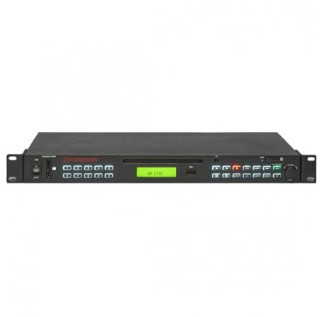 ER-100CVB - lecteur avec plusieurs sources audio
