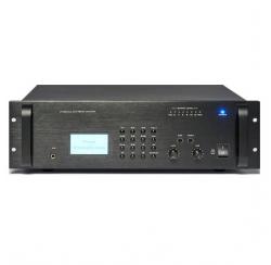 Amplificateur - préamplificateur avec adaptateur réseau IP 240 W