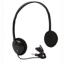 Headset for tour receiver box