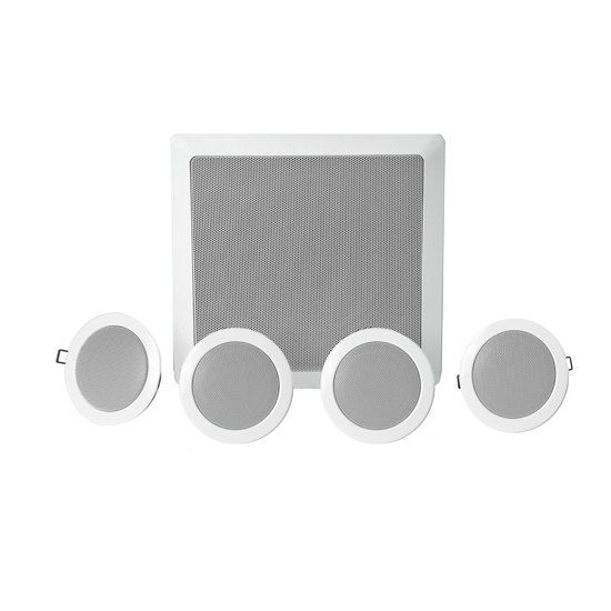 Elegant haut parleur bluetooth encastrable with haut parleur bluetooth encastrable - Enceinte encastrable salle de bain ...