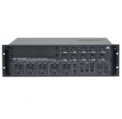 amplifier-preamplifier 10 zones 600W rackable