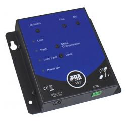 PDA 103R - Kit boucle à induction petite salle 50 m2