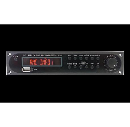 TP-100RDSU - module lecteur Tuner AM/FM RDS