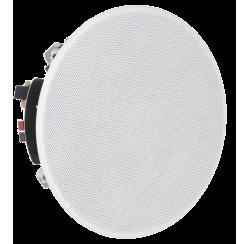 Haut-parleur plafond blanc 20W en 100V