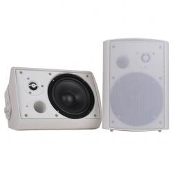 Enceinte active et enceinte passive Bluetooth 2 x 20 W