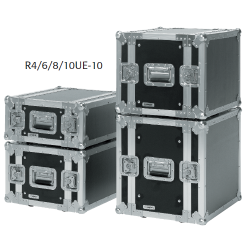 "Flight case 19"" standard de 4U à 10U"