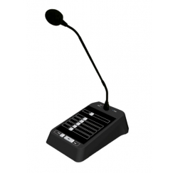 Microphone console for the AME-120 amplifier series...