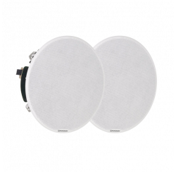 Haut-parleur plafond (capot anti-feu)