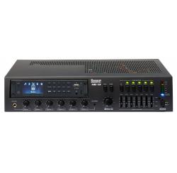 Ampli-préamplificateurs 5 Zones - Bluetooth/Tuner/USB/MP3