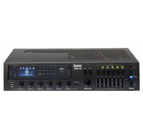 Série AME - Amplificateurs mélangeurs 5 zones Bluetooth