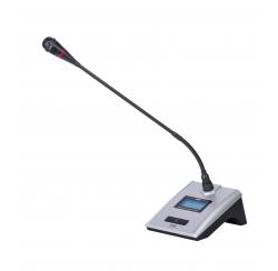 Pupitre microphone sans fil