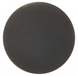 Haut-parleur plafond noir 20 W