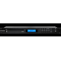 Coffret Tuner FM avec lecteur CD MP3, USB et SD