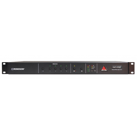 Tuner AM/FM / CD et MP3 avec interface USB/SD.