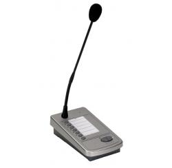 PMB106-G - Pupitre microphone multizones