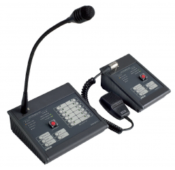PMB132/12-V - Pupitre microphone multizones
