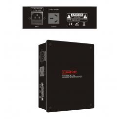 Convertisseur de données TCP/IP vers audio analogique - 1 canal