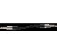 """Pied de micro avec perche orientable et télescopique en acier chromé, hauteur réglable de 100 à 170 cm, filetage 3/8"""" / 5/8"""""""
