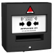 Boitier 1 bouton radio pour PPMS