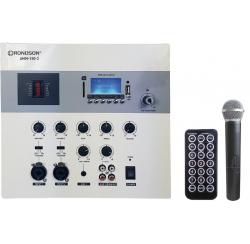 AMM-150-2 - amplificateur mural 150W bluetooth