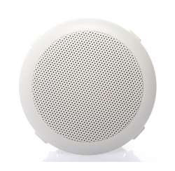Waterproof ceiling speaker for marine environment IP44