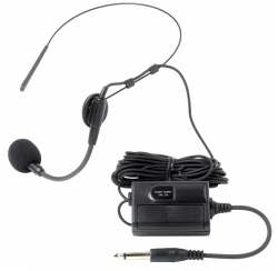 Microphone serre-tête