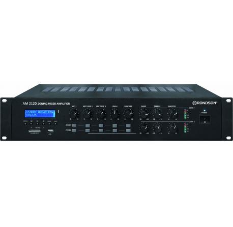 AM 2120 - Amplificateur préamplificateur matriciel 2 x 120W
