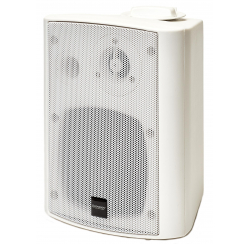 40W 2-way bass-reflex wall-mounted speakers