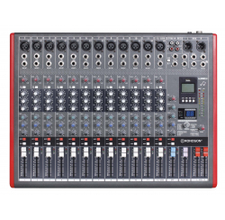 12-channel mixer