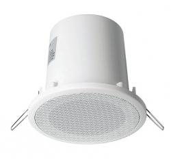 Haut parleur plafond 10W en 100V