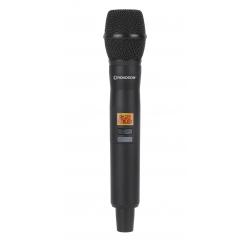 Microphone émetteur à main avec le boitier récepteur UHF BE-1020
