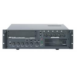 Preamplifier amplifiers 100V - 5 zones - DC 24V
