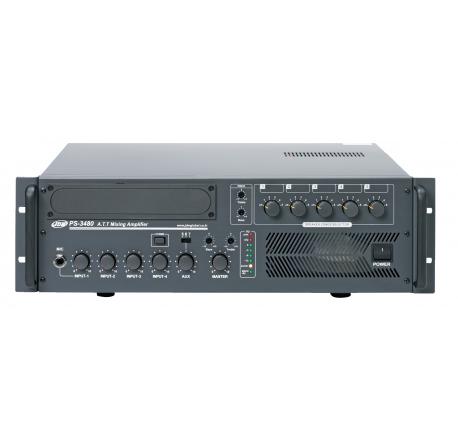 Série PS 3000 - Amplificateurs préamplificateurs à zones