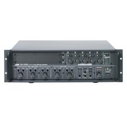 Amplifiers preamplifier 100V - 5 zones - DC 24V