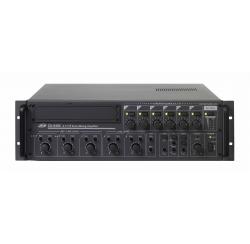 Serie amplis ZA 6000 - Ampli-préamplificateurs à zones