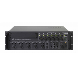 Amplifiers Preamplifiers 6-zone 100V and DC 24V