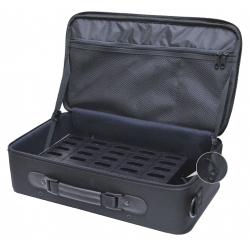 Valise de transport 35 compartiments rechargeables pour système WT-200